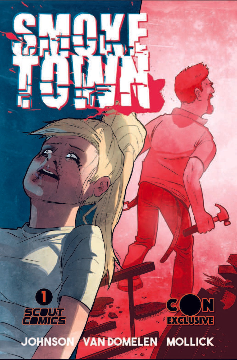 Smoketown #1 - DIGITAL COPY