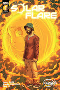 Solar Flare #1 - Comics Direct Variant