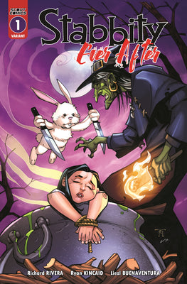Stabbity Ever After #1 - Webstore Exclusive Cover