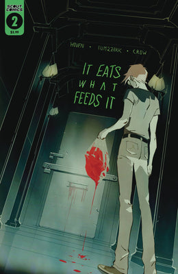 It Eats What Feeds It #2 - 2nd Printing
