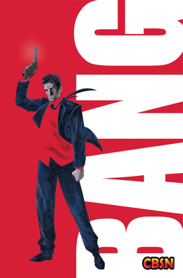 Sam And His Talking Gun #1 - CBSN Variant Cover