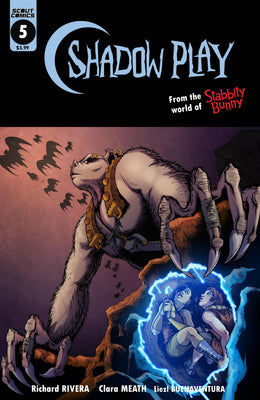 Shadow Play #5 - DIGITAL COPY