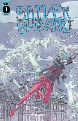 Shiver Bureau #1 - DIGITAL COPY