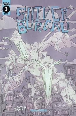 Shiver Bureau #3 - DIGITAL COPY