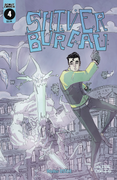 Shiver Bureau #4 - DIGITAL COPY