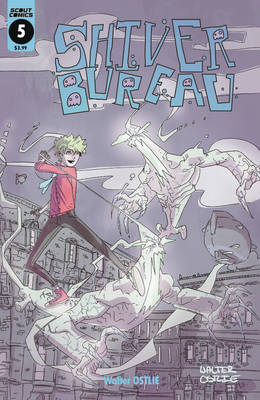Shiver Bureau #5 - DIGITAL COPY