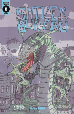 Shiver Bureau #6 - DIGITAL COPY
