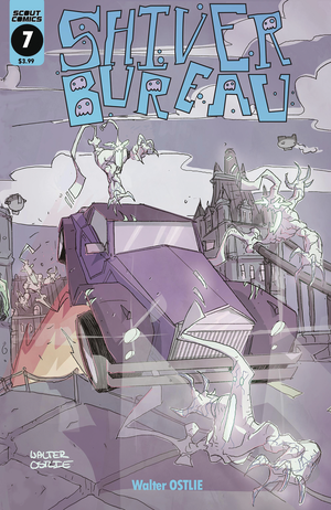 Shiver Bureau #7 - DIGITAL COPY