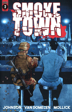 Smoketown #2 - DIGITAL COPY