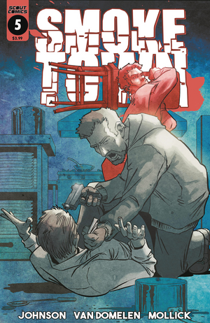 Smoketown #5 - DIGITAL COPY