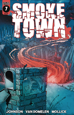 Smoketown #8 - DIGITAL COPY