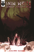 Snow White Zombie Apocalypse #1 - DIGITAL COPY