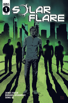 Solar Flare #1 - DIGITAL COPY