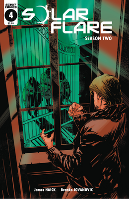 Solar Flare Season 2 #4 - DIGITAL COPY