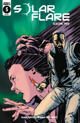 Solar Flare Season 2 #5 - DIGITAL COPY