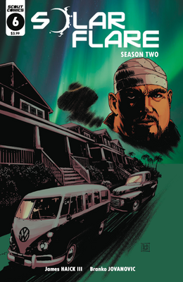 Solar Flare Season 2 #6 - DIGITAL COPY