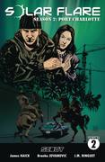 Solar Flare Season 2: Port Charlotte - Trade Paperback - DIGITAL COPY