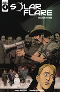 Solar Flare Season 3 #4 - DIGITAL COPY