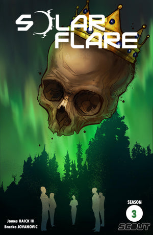 Solar Flare Season 3: Sarasota - Trade Paperback - DIGITAL COPY