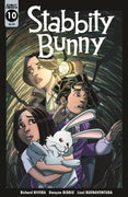 Stabbity Bunny #10 - DIGITAL COPY