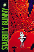 Stabbity Bunny #11 - Watchmen Homage Cover