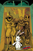 Stabbity Bunny #1 - NYCC Exclusive Cover - COLOR