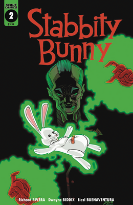 Stabbity Bunny #2 - DIGITAL COPY