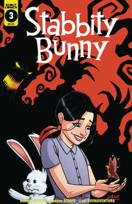 Stabbity Bunny #3 - DIGITAL COPY