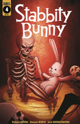 Stabbity Bunny #4 - DIGITAL COPY