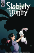 Stabbity Bunny #5 - DIGITAL COPY