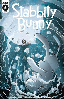 Stabbity Bunny #6 - DIGITAL COPY