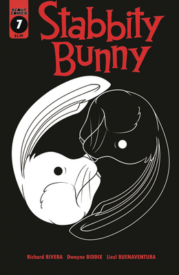 Stabbity Bunny #7 - DIGITAL COPY