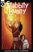 Stabbity Bunny #8 - DIGITAL COPY