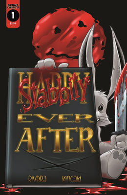 Stabbity Ever After #1 - DIGITAL COPY