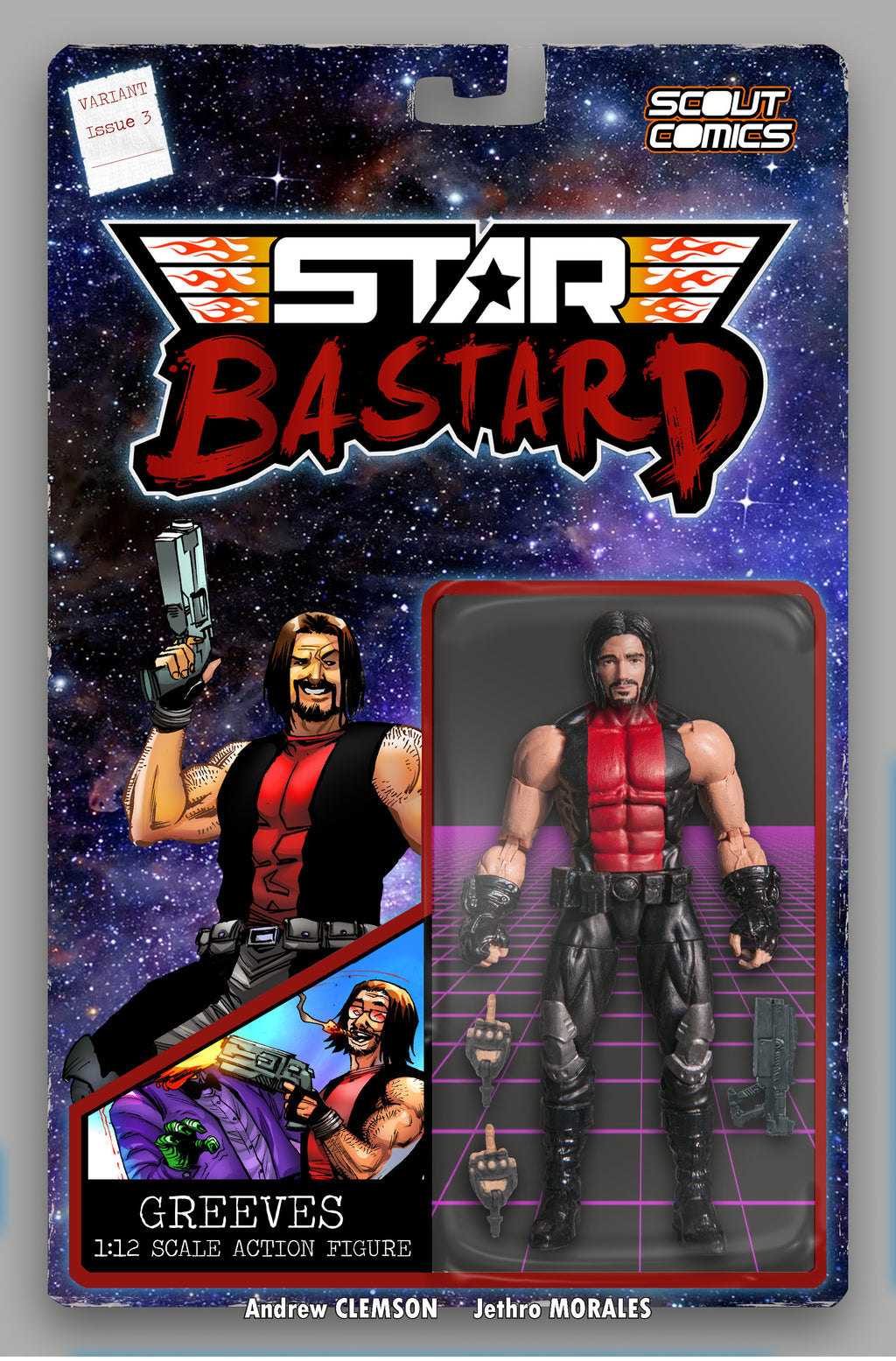 Star Bastard #3 - Webstore Exclusive Cover