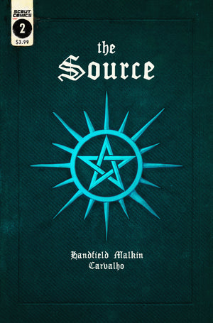 The Source #2 - 2nd Print