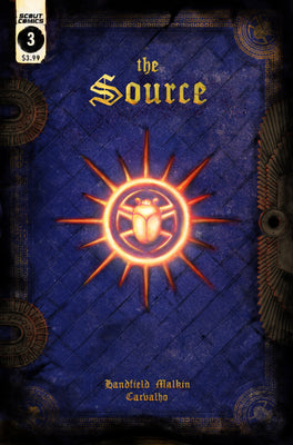 The Source #3 - DIGITAL COPY