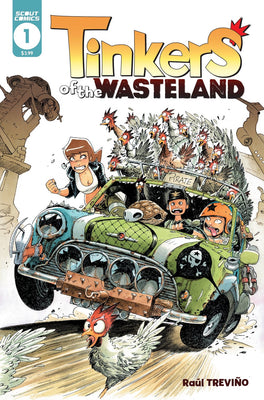 Tinkers of the Wasteland #1 - DIGITAL COPY
