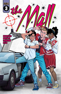 The Mall #3 - DIGITAL COPY