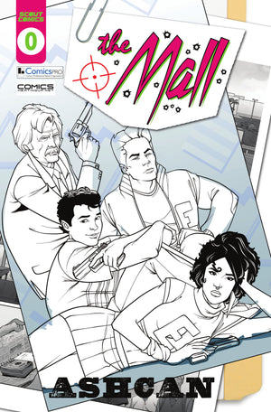 The Mall - ASHCAN Preview