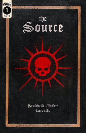The Source #1 - 2nd Print