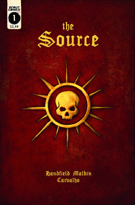The Source #1 - 3rd Print