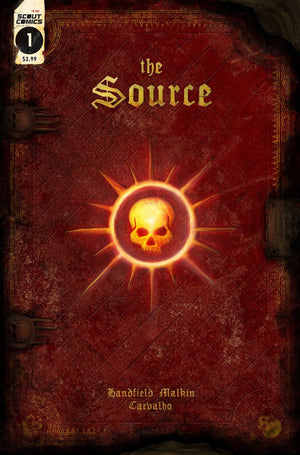 The Source #1 - DIGITAL COPY