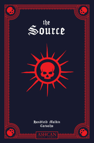 The Source - ASHCAN Preview