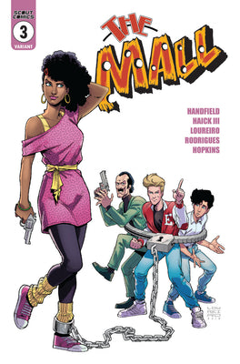 The Mall #3 - Retailer Incentive Cover