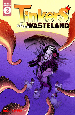 Tinkers of the Wasteland #3 - DIGITAL COPY