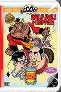 Wild Bull And Chipper #1 - VHS Variant Cover