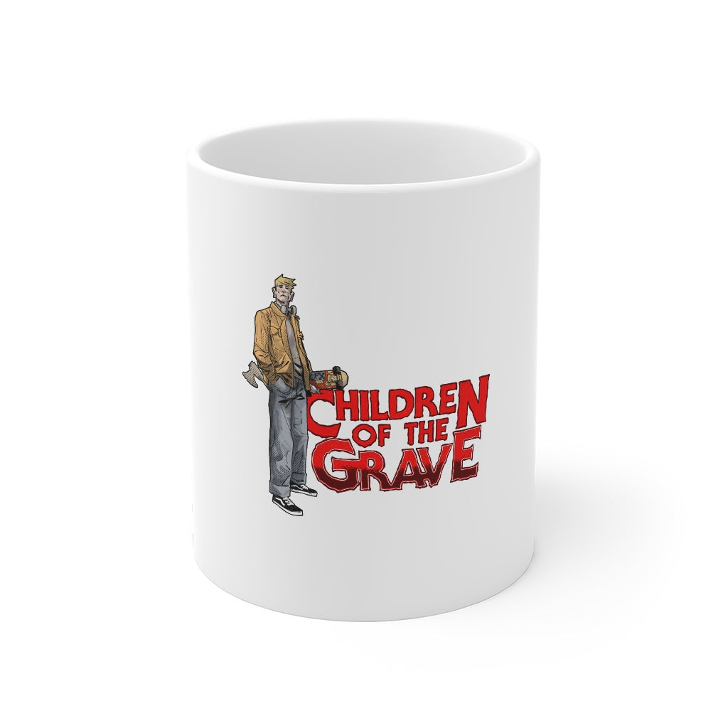Children Of The Grave (Male Design) - 11oz Coffee Mug