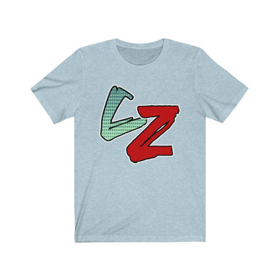 Category Zero (CZ Logo Design)  - Unisex Jersey T-Shirt