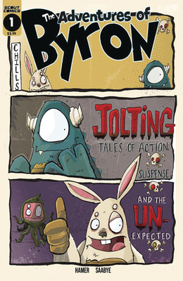 Adventures of Bryon #1 - DIGITAL COPY